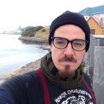 Juan Terranova en Malvinas