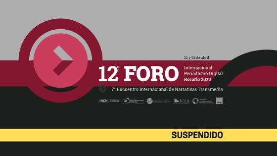 Alerta por #COVID19 | Foro suspendido